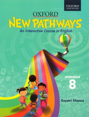Oxford New Pathways English For Class 8 Work Book