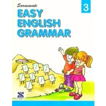 New Saraswati Easy English Grammar Book 3