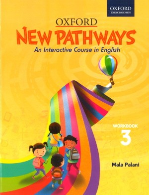 Oxford New Pathways English Workbook for class 3