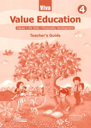 Value Education For Class 4 (Teacher's Guide)