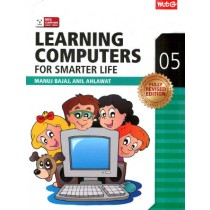 MTG Learning Computers For Smarter Life Class 5