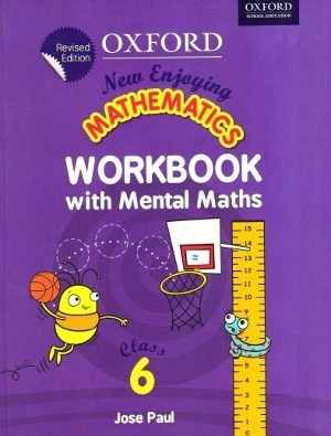 Oxford New Enjoying Mathematics Workbook Class 6