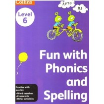 Collins Fun With Phonics and Spelling Level 6