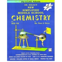 Dalal ICSE New Simplified Middle School Chemistry for Class 7