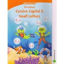 Grafalco Pre-School Cursive Capital & Small Letters