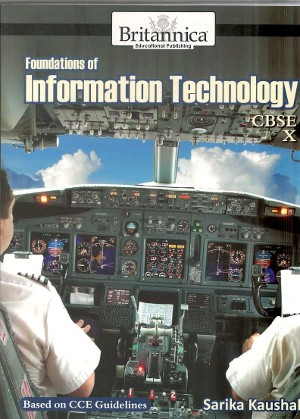 Foundations of Information Technology For Class 10