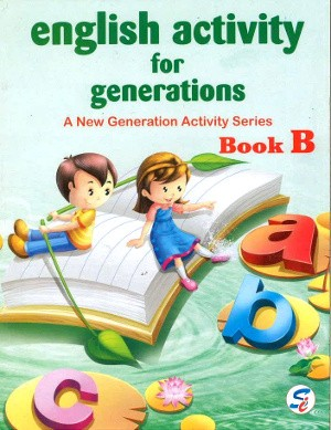 English Activity For Generations Book B