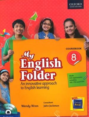 Oxford My English Folder Coursebook Class 8