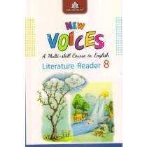 Madhubun New Voices English Literature Reader Class 8