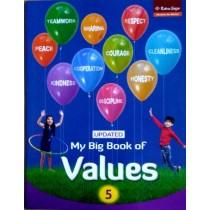 Ratna Sagar My Big Book of Values Class 5