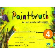 Paintbrush an Art and Craft Series Class 4