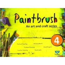 Paintbrush an Art and Craft Series Class 4