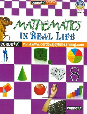 Cordova Mathematics In Real Life Class 8
