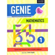 Oxford Genie Mathematics Workbook 1