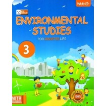 MTG Environmental Studies For Smarter Life Class 3