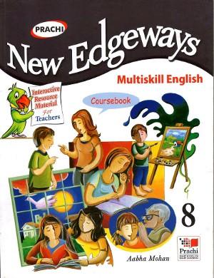 Prachi New Edgeways Multiskill English For Class 8