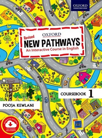 Oxford New Pathways English Course Book For Class 1