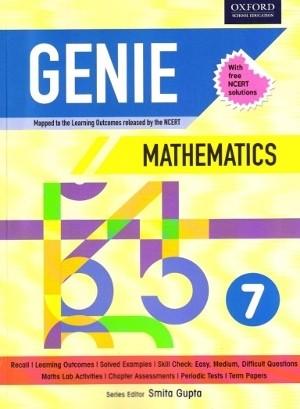 Oxford Genie Mathematics Workbook 7