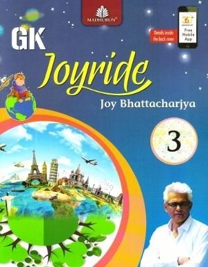 Madhuban GK Joyride Book 3
