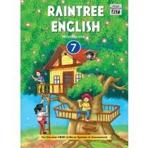 Orient BlackSwan Raintree English Workbook Class 7