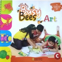 Acevision Busy Bees Art & Craft Book C