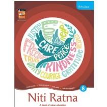 Ratna Sagar Niti Ratna Value Education book Class 8