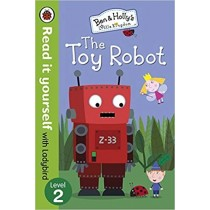 Read It Yourself With Ladybird Ben and Holly's Little Kingdom The Toy Robot Level 2