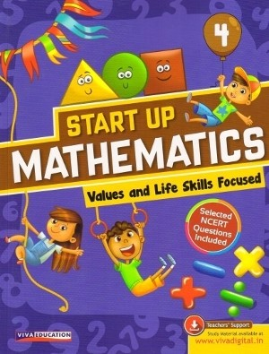 Viva Start Up Mathematics Book 4
