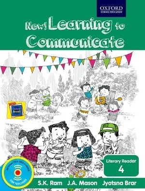 Oxford New Learning To Communicate Literary Reader Class 4
