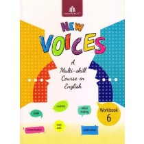 Madhubun New Voices English Workbook 6