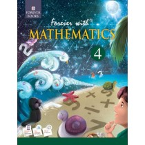 Rachna Sagar Forever With Mathematics for Class 4