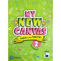 Pearson My New Canvas English Coursebook Class 2