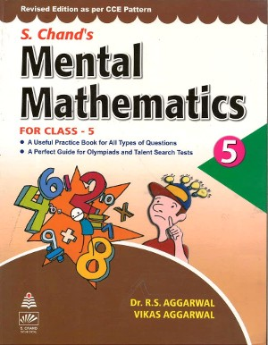 S.chand's Mental Mathematics For Class 5