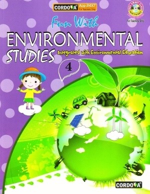 Cordova Learning Fun with Environmental Studies Book 4