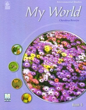 Bharati Bhawan My World Environmental Studies Book 5