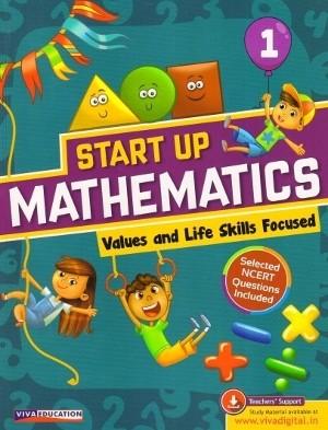 start Up Mathematics For Class 1
