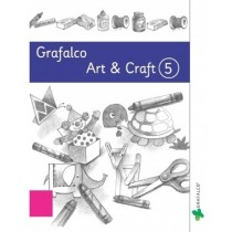 Grafalco Art & Craft Book 5