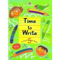 Time to Write Book 5