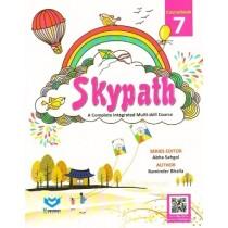 New Saraswati Skypath English Coursebook For Class 7