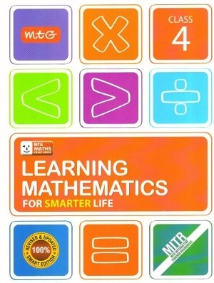 MTG Learning Mathematics For Smarter Life Class 4