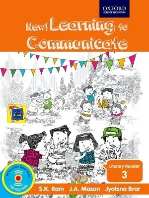 Oxford New Learning To Communicate Literary Reader Class 3