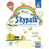 New Saraswati Skypath English Coursebook For Class 6