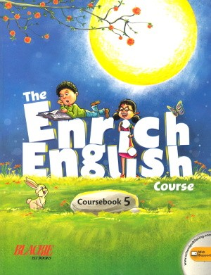 S chand The Enrich English Coursebook Class 5