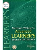 Merriam Webster's Advanced Learner's English Dictionary