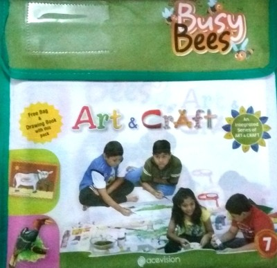 Acevision Busy Bees Art & Craft Class 7