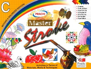 Prachi Master Stroke C For KG Class