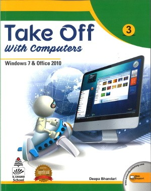 Take Off With Computers For Class 3