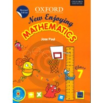 Oxford New Enjoying Mathematics Class 7
