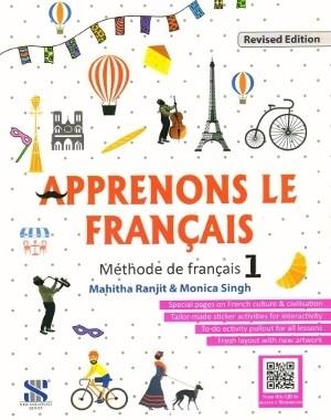 Apprenons Le Francais Methode de Francais 1