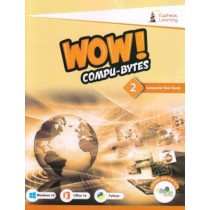 Eupheus Learning Wow Compu-Bytes Computer Textbook for Class 2